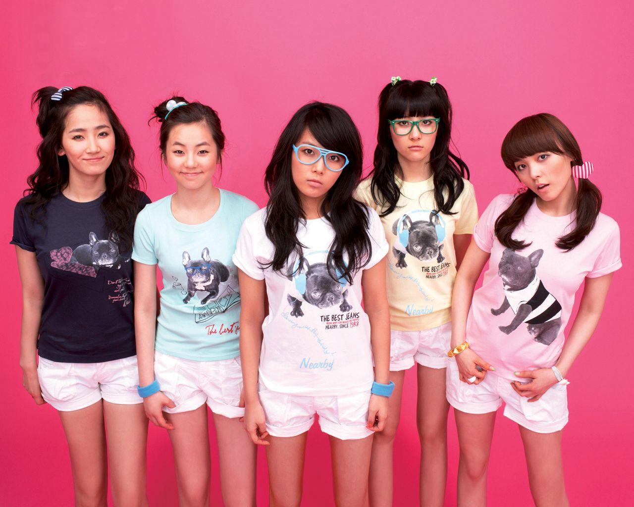 Dont Miss Wonder Girls Kpop Hd Wallpaper Hd Wallpaper Get