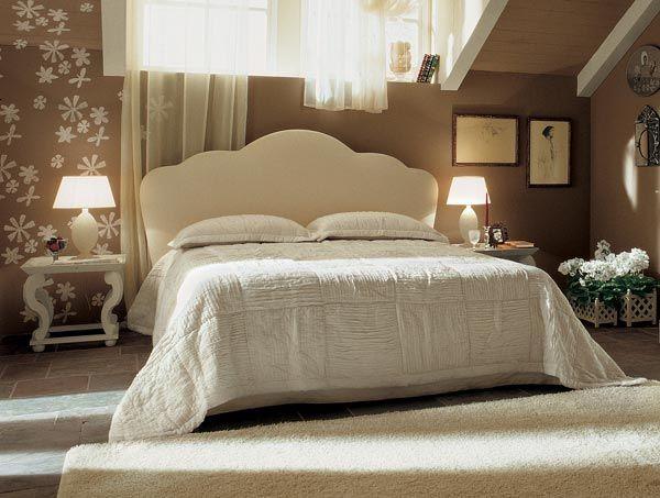 Letto Bradley | arredare nel 2019 | White bedroom furniture ...