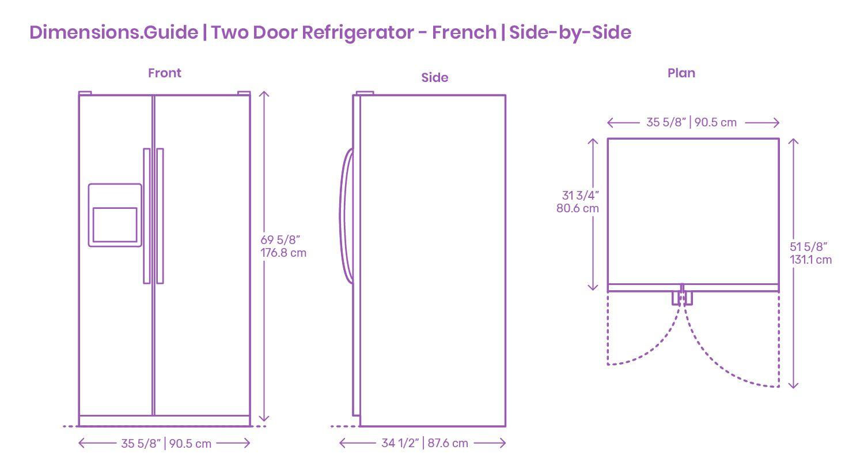 Frigidaire Side By Side Refrigerator 25 5 Cu Ft Side By Side Refrigerator House Design Design