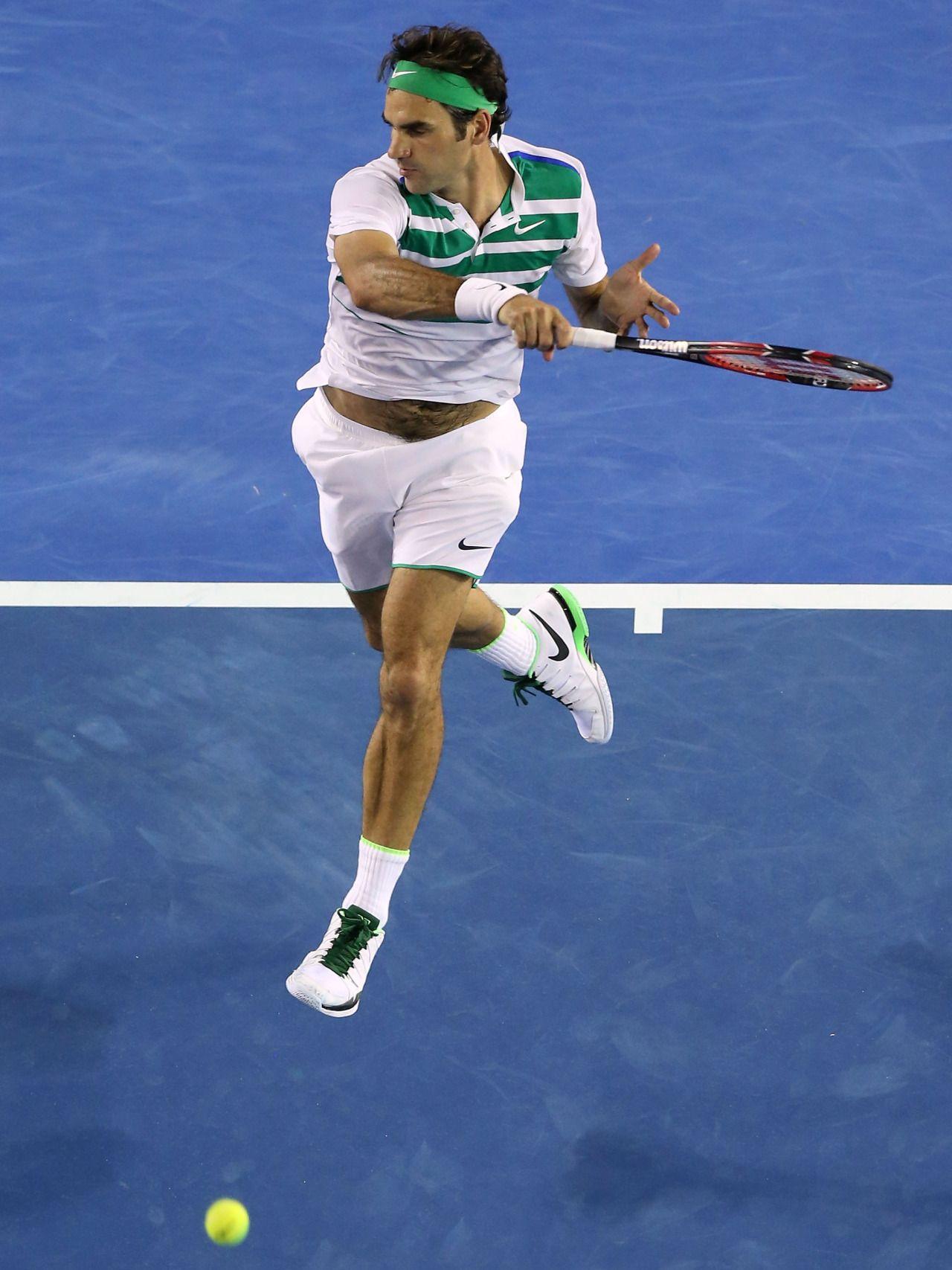 Roger Federer Becomes First Man To Win 300 Grand Slam Matches...: Roger Federer Becomes First Man To Win 300… #GrigorDimitrov #RogerFederer