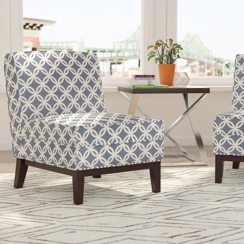 Mayberry Slipper Chair Furniture Chair Accent Chairs
