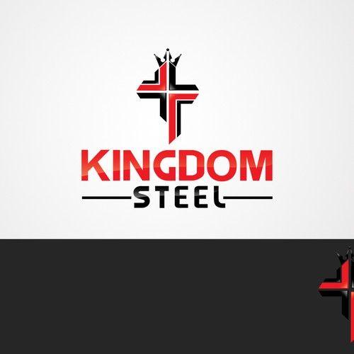 Kingdom Steel - Faith based construction company needing logo