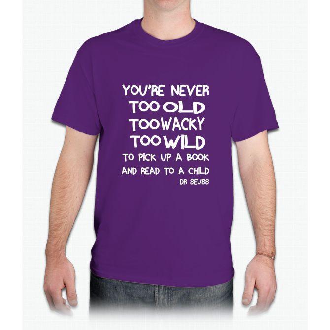 Dr. Seuss Day - Mens T-Shirt