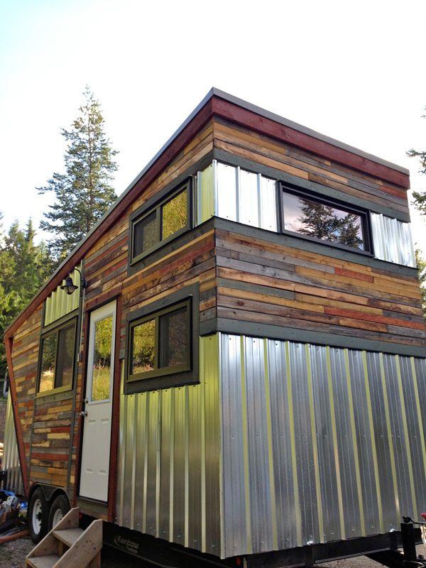 Cowboy By Hummingbird Micro Homes Tiny Living Tiny House Exterior Tiny House Design Tiny House Decor