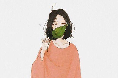 Immagine Di Girl And Art Aesthetic Anime Illustration Art Art Girl