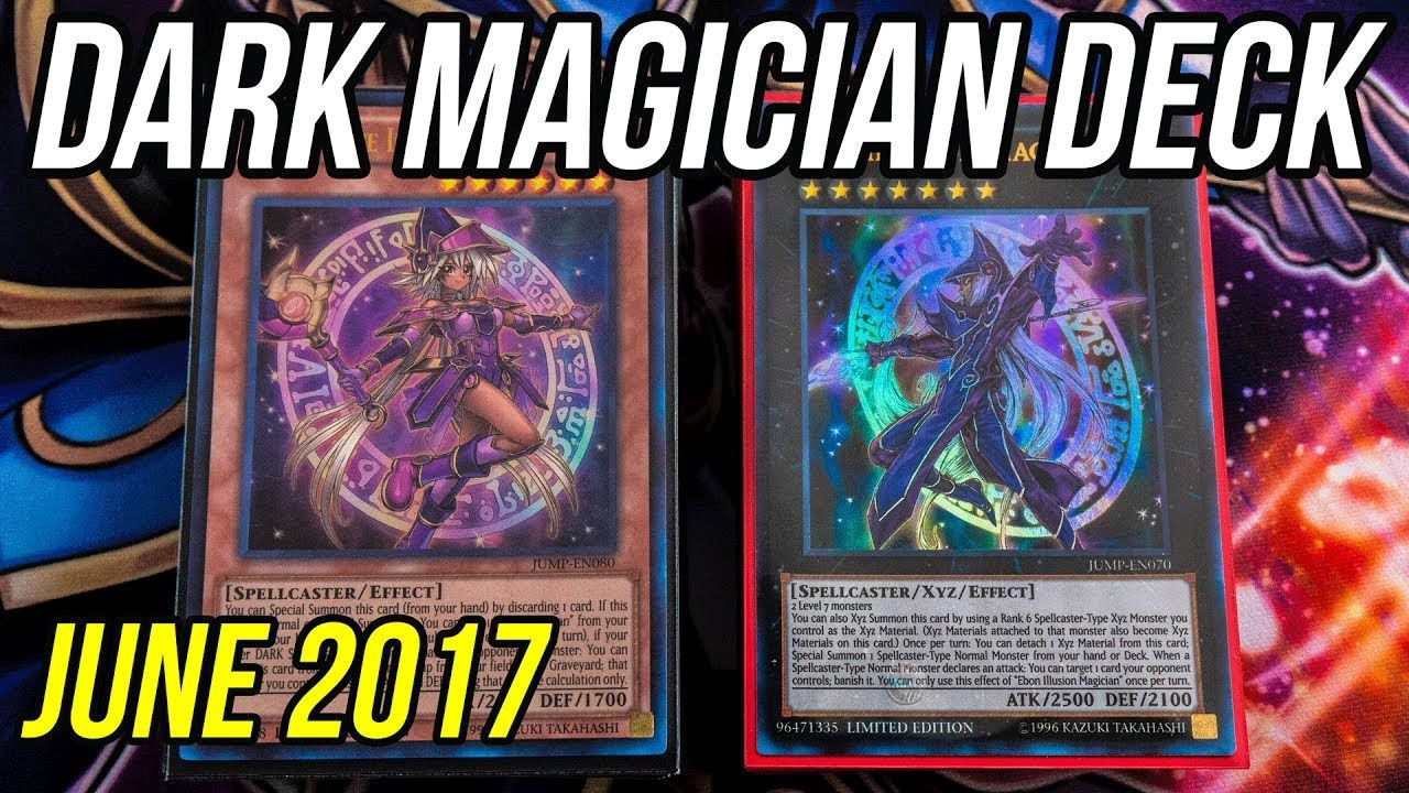 yu gi oh my dark magician u0026 apprentice illusion deck profile