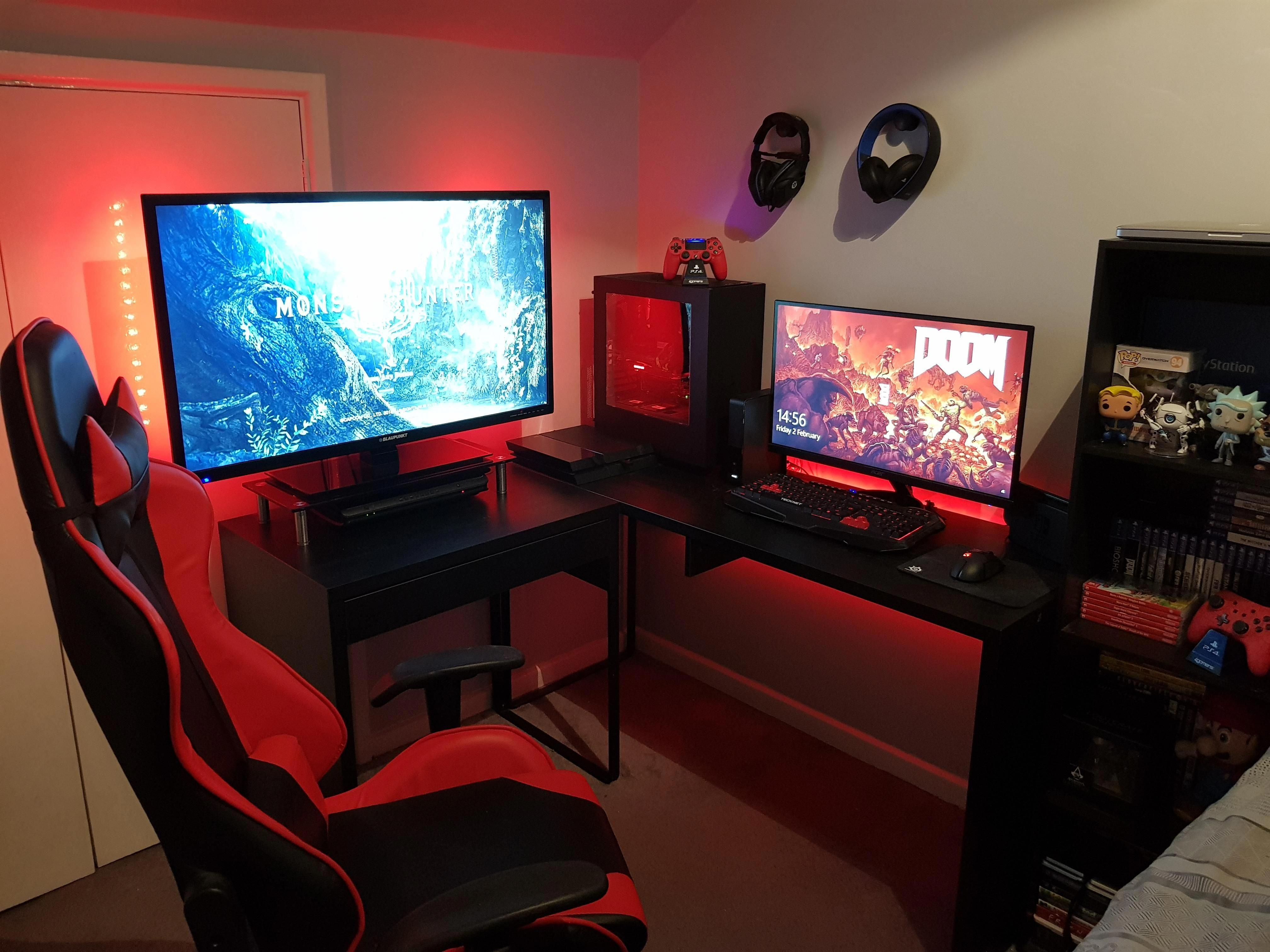 Gamingcomputersetupproducts In 2020 Video Game Rooms Game Room