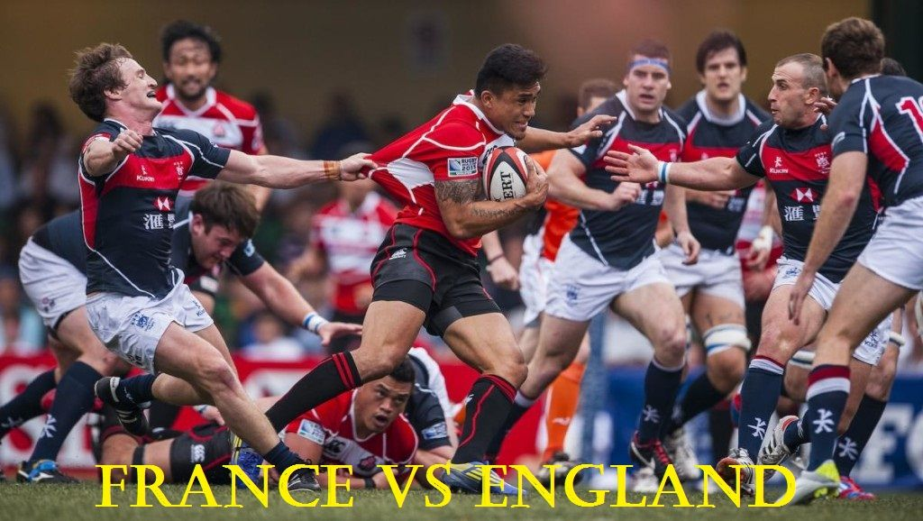 France Vs England Rugby Live Streaming Don't miss watch Rugby Match