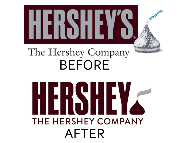 The 10 Worst Corporate Logo Changes Of 2014 Corporate Logo Logo Evolution Logos