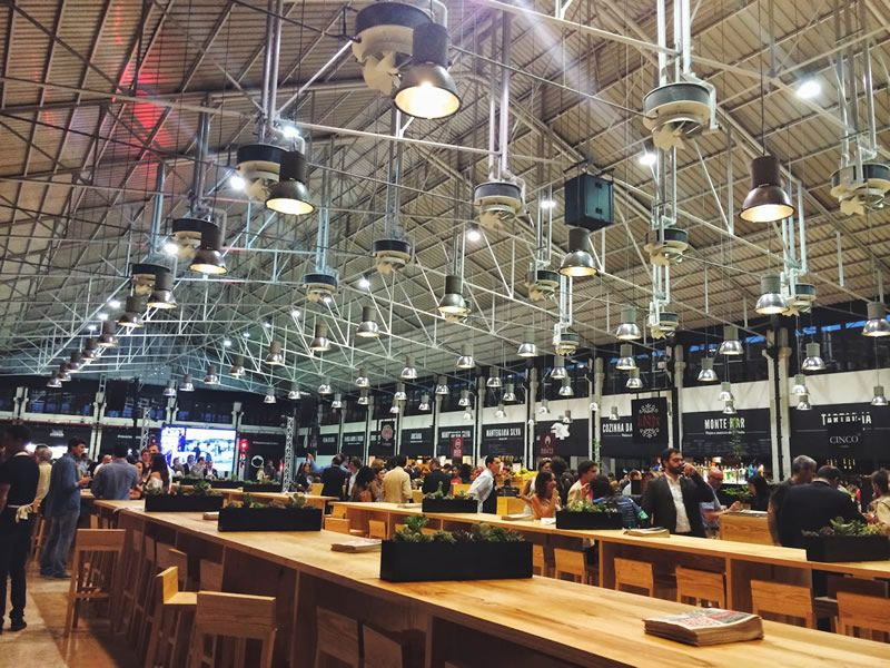 Time Out Mercado da Ribeira - Chiado