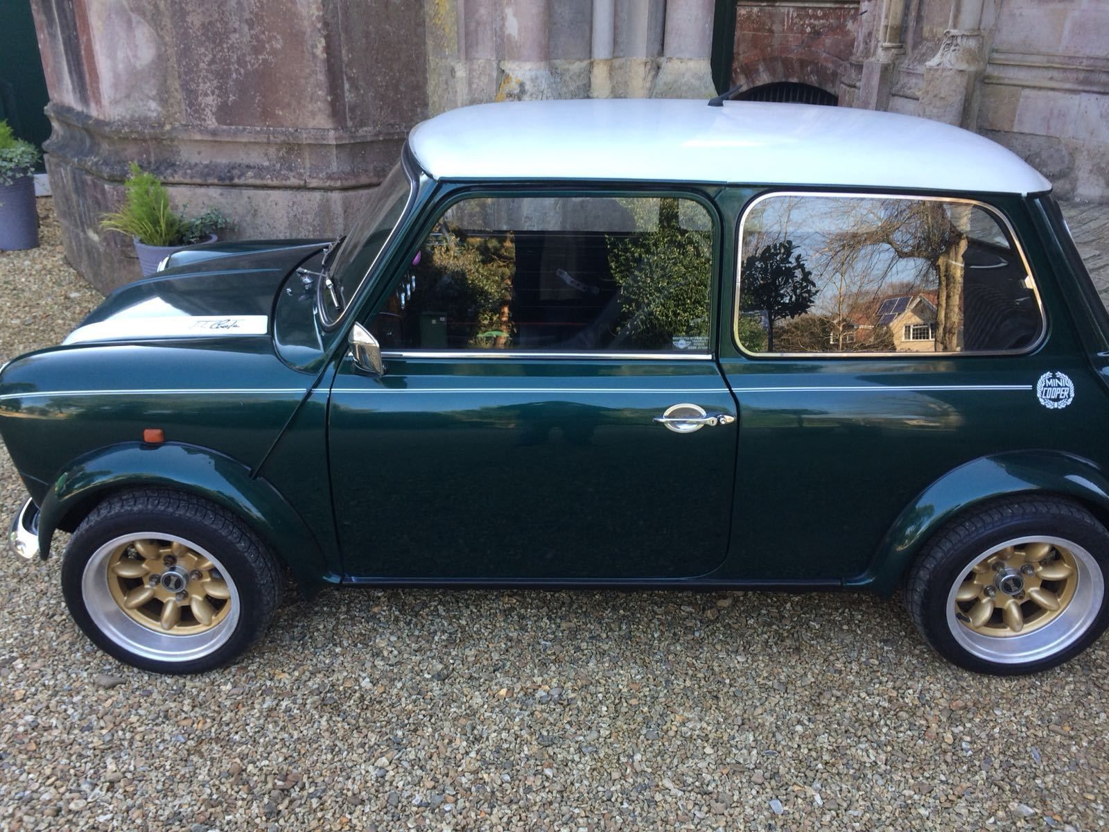 Ebay Clic 1991 Mini Cooper British Racing Green Carb Model Long Mot Clicmini