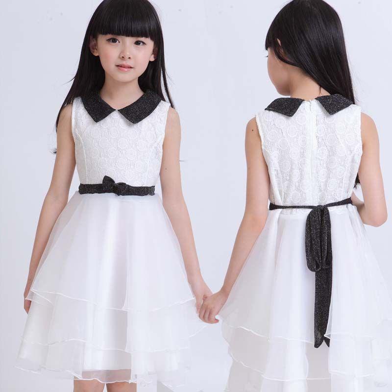 Black n white dress up monster