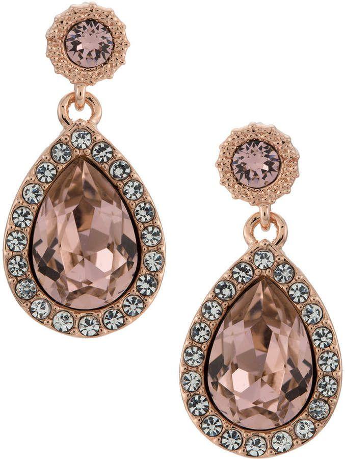 Serpui embellished earrings - Pink & Purple stsyRHIGJ