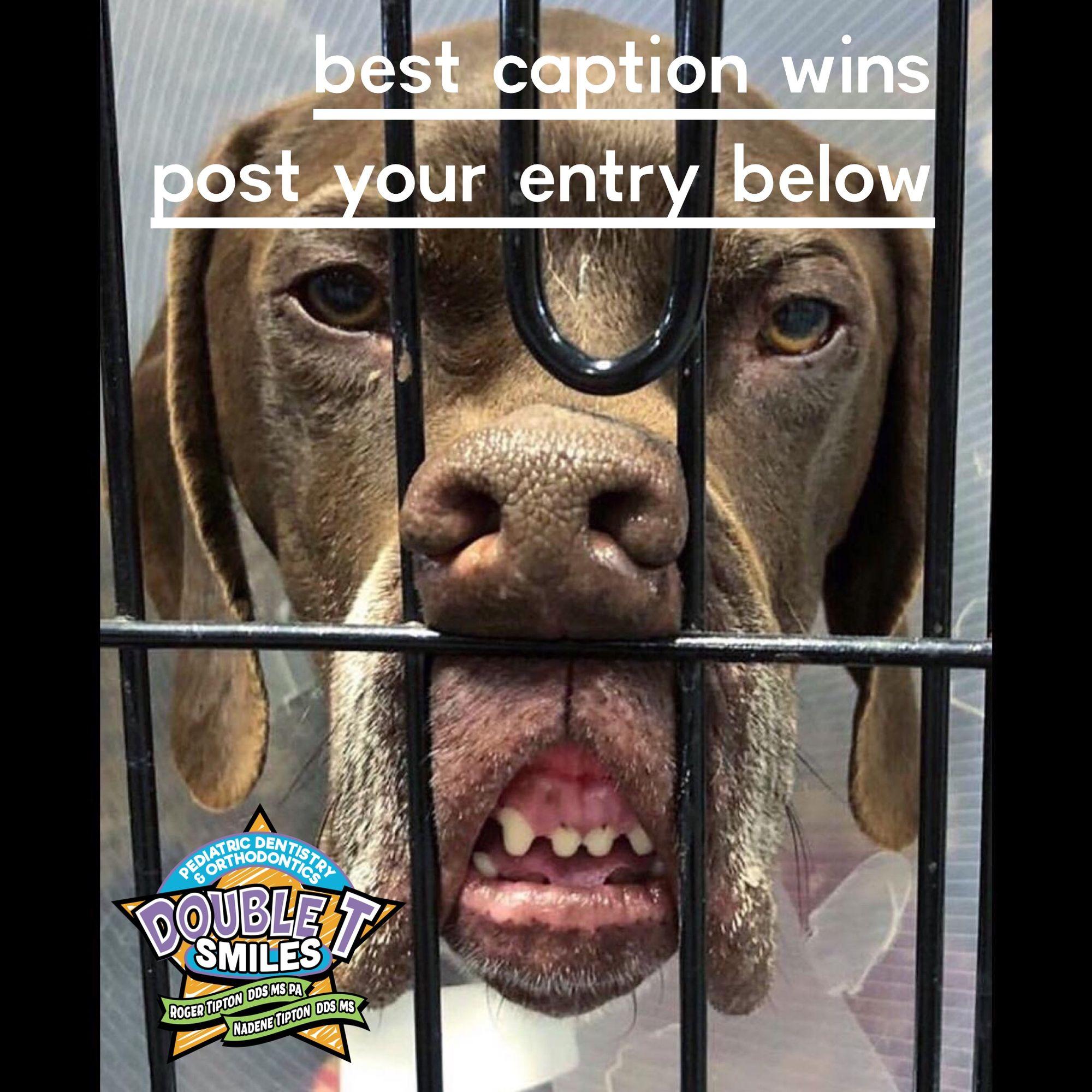 Captioncontest Entriesbelow Doubletsmiles Funfriday Gummysmile Loveourpatients Cool Captions Pediatric Dental Clear Braces