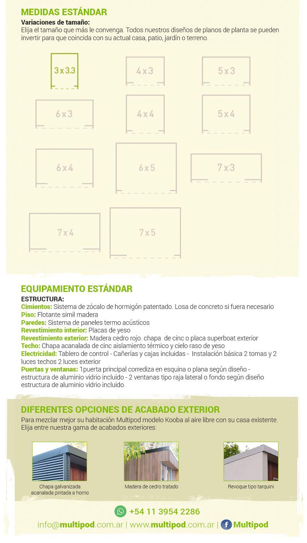 Casa Prefabricadas Viviendas Premoldeadas Construccion Seca - $ 10.000,00