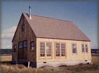 Pin by William Pino on Tiny(ish) House | Barn house kits, Kit homes