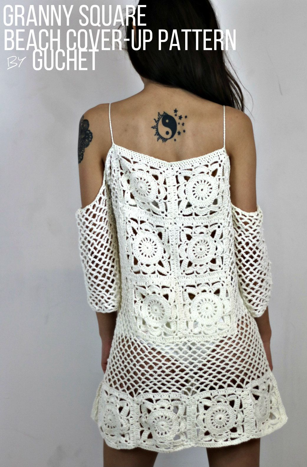 Crochet Swimsuit Cover Up Pattern Awesome Decoration