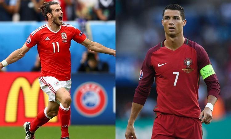 Euro 2016: bale sfida Ronaldo nella prima semifinale