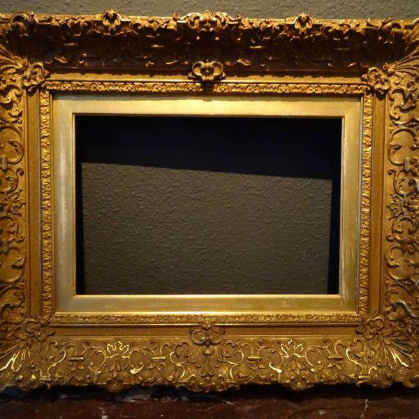 Antieke Schilderij Lijst.Antieke Goud Vergulde Lijst Voor Schilderij Schilderijen