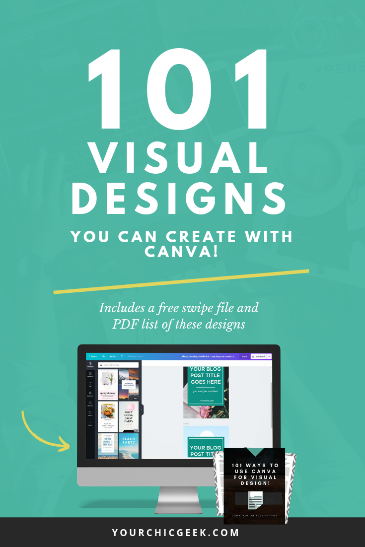 How to Use Canva (2020) 101 Designs You Can Create You