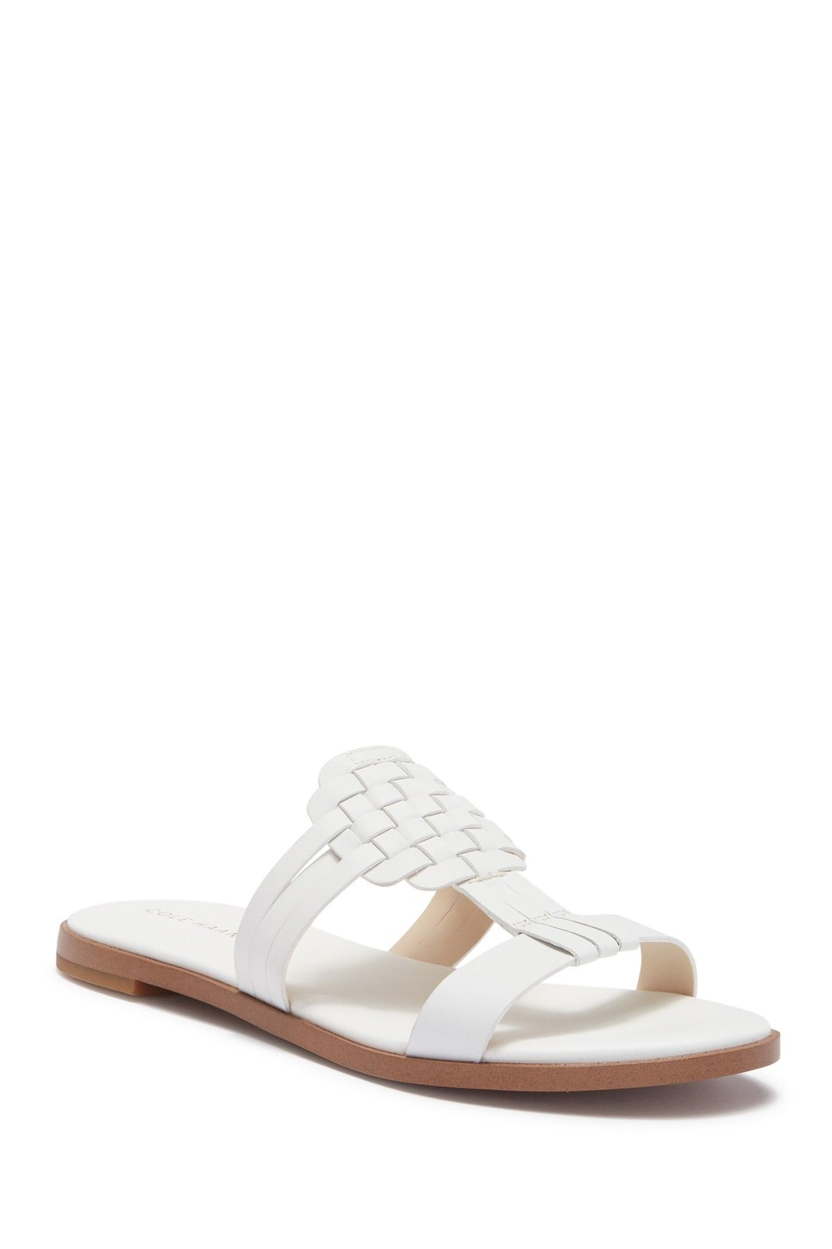 5cdae76bcfa Findra Woven Leather Sandal by Cole Haan on  nordstrom rack