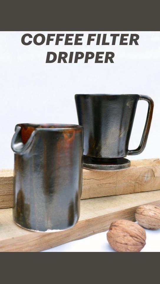 COFFEE FILTER DRIPPER