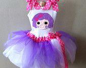 Lalaloopsy Mittens Fluff n Stuff tutu dress. $70.00, via Etsy.