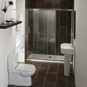 Small ensuite designs joy studio design gallery best for Small ensuite bathroom