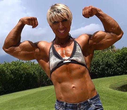 Virginia sanchez macias bodybuilder fine pinterest - Virginia sanchez ...