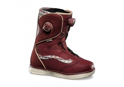 ee644a0f21 Vans Aura Women s Boa Snowboard Boots - Port   Antique 2016 ...