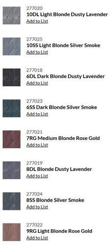 Silvers Pastels Metallic Hair Color By Kenra Guy Tang Myidentity Hair Color Guy Tang Metallic Hair Color Metallic Hair