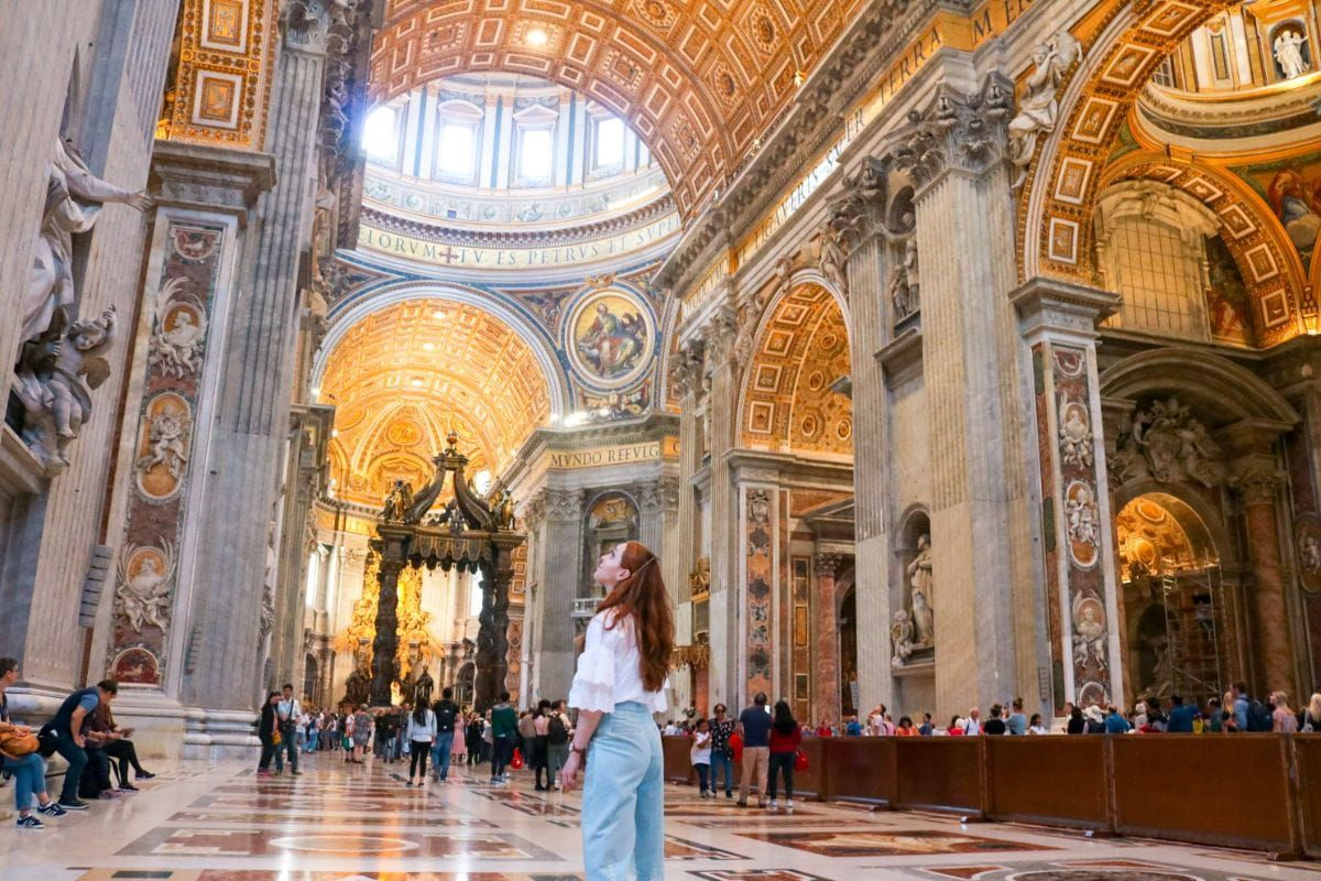 أفضل صور السفر لمدينة الفاتيكان Rome Tours Vatican Tours Vatican Museums