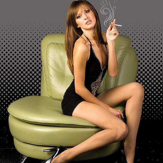 Image result for Hot fitness babe with cigarette