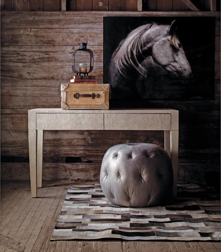 Home interior catalog rustic office space ue raymond desk sultan pouf hide rug varick