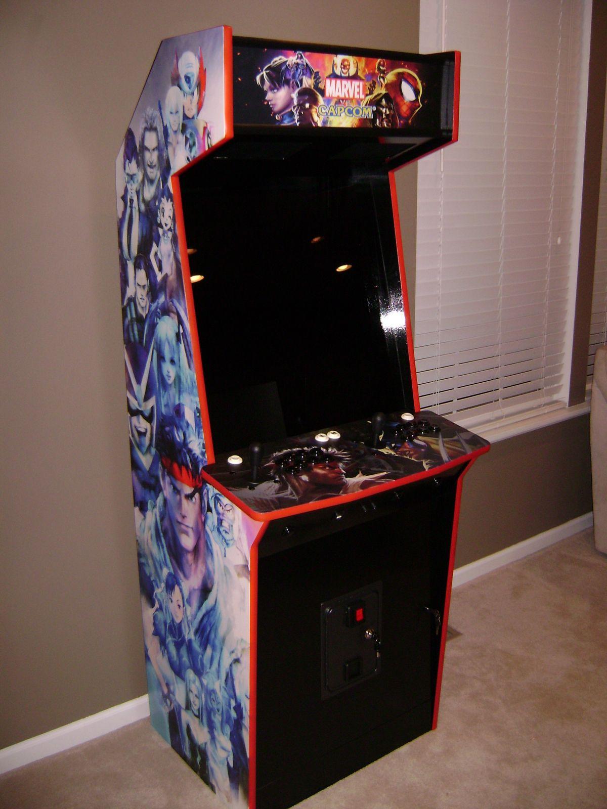 borne arcade slim