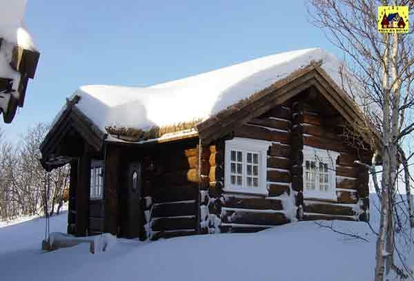 Russian Log Homes | Our Log Home In Norway-Log Homes, Log House