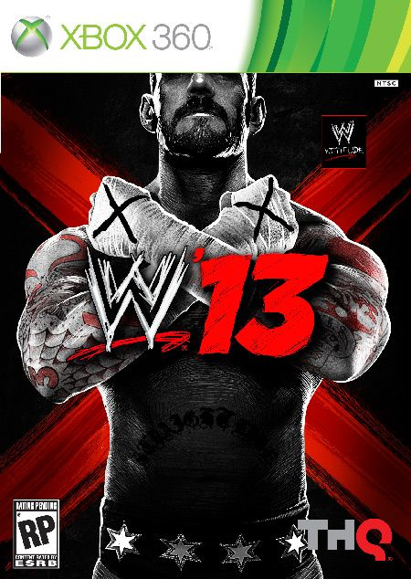 Game Review Wwe 13 Xbox 360 My 7 Year Old Son S Dream Room