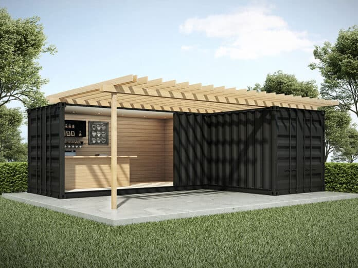 15 garden design Architecture shipping containers ideas