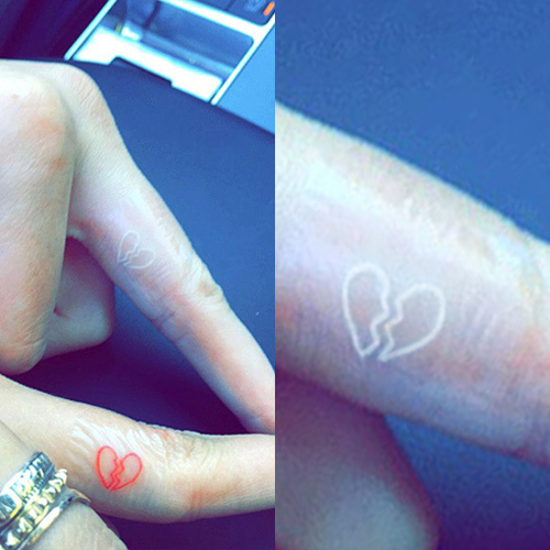 Kendall Jenner's 3 Tattoos & Meanings Steal Her Style in