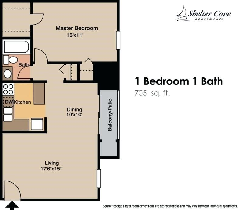 1 Bedroom Basement Apartment Floor Plans 1 Bedroom Basement Apartment Floor Plans One House With Photos Apartment Floor Plans Floor Plans Basement Apartment