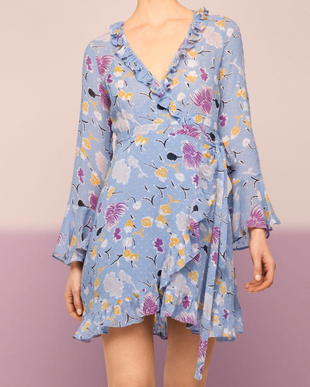 e251138b80 Semi Couture Wrap Dress