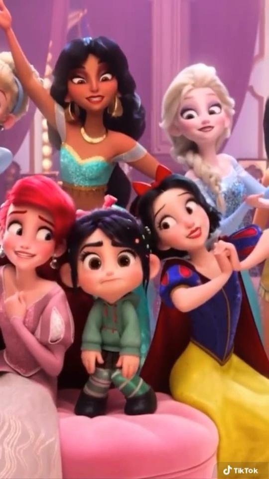 Funny Disney'👑