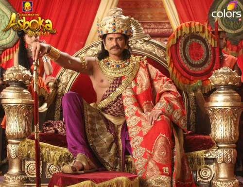 Samrat Bindusara - Ashoka's Father   chakravartin ashoka