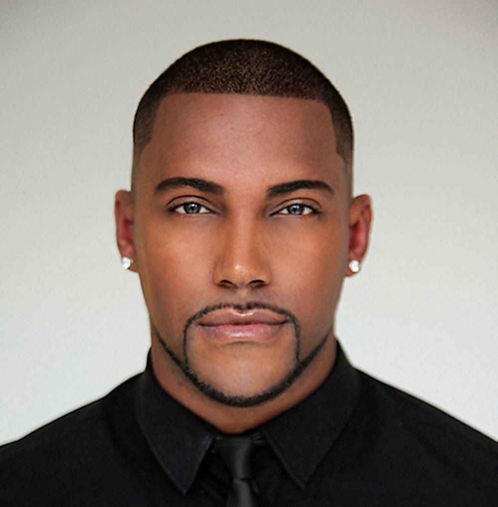 Penis black men facial hairstyle pictures women