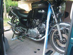 Outdoorküche Klein Yamaha : Die yamaha im vw t motorrad im t motorräder