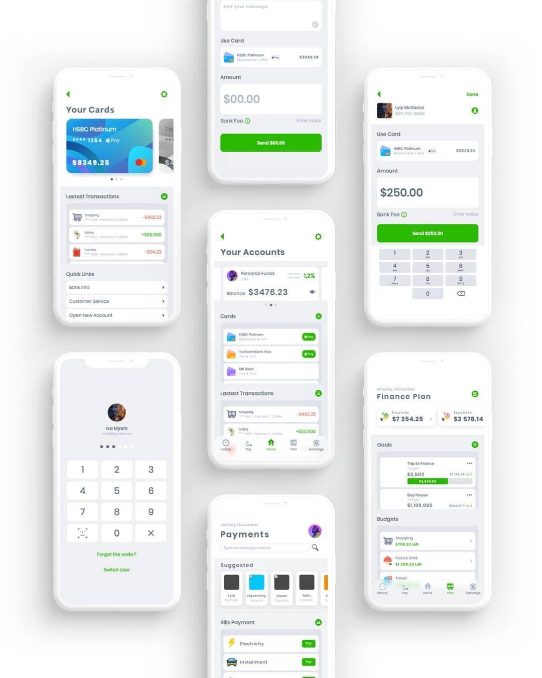 Pin On App Screens