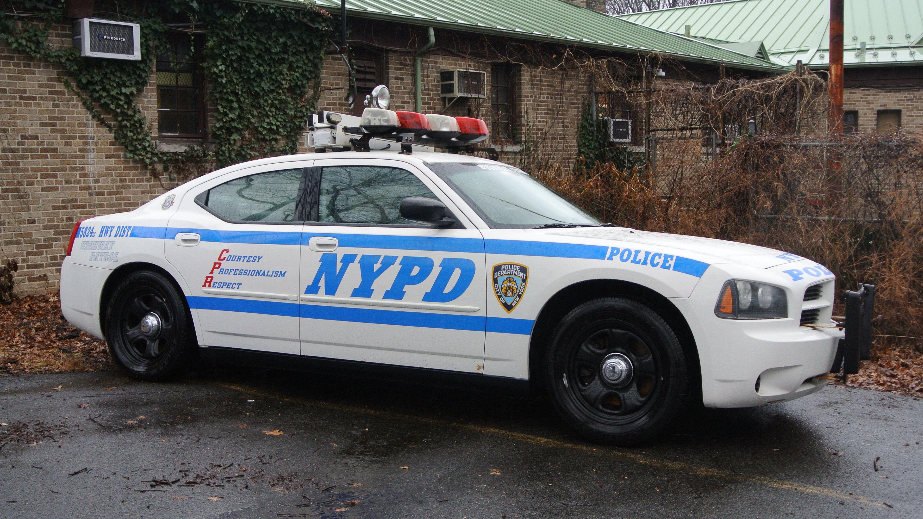 New York Police Department Highway Patrol In 2020 New York