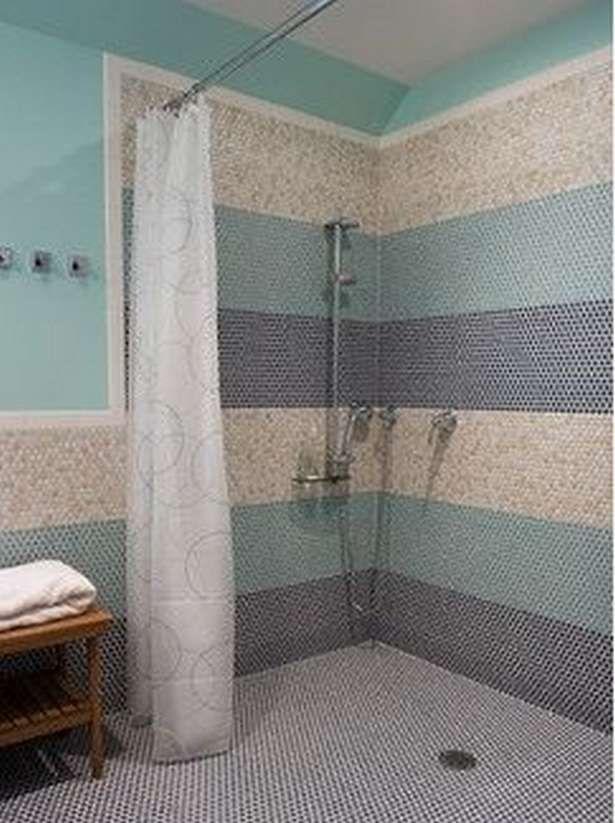 Walk In Wet Room Designs: Doorless Shower Ideas Walk In_43