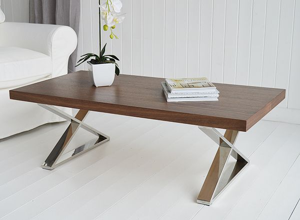 Attractive Vermont Coffee Table For The White Lighthouse Living Room Furniture Top