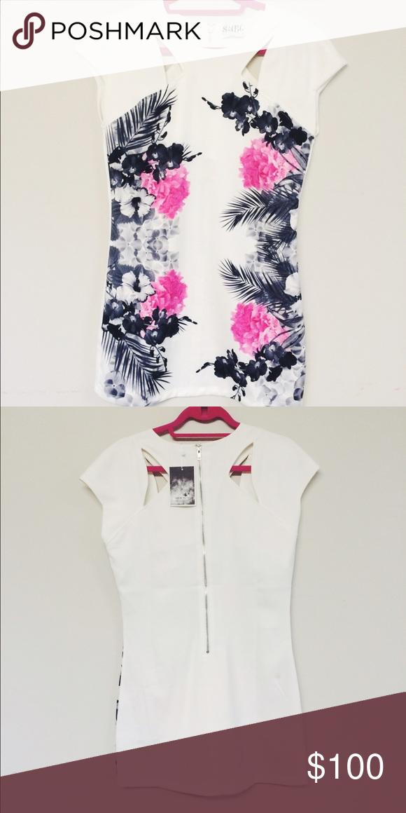 Sabot Skirt white dress Size 8 Sabo Skirt Dresses Mini